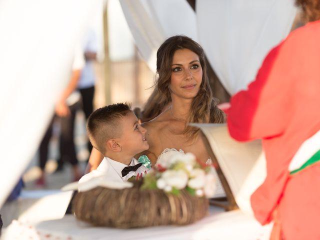 Il matrimonio di Luca e Mara a Fiumicino, Roma 11
