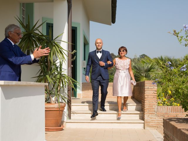 Il matrimonio di Luca e Mara a Fiumicino, Roma 24
