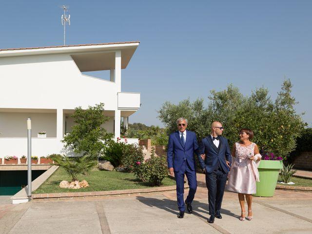 Il matrimonio di Luca e Mara a Fiumicino, Roma 25