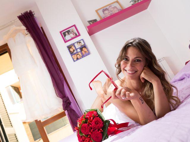 Il matrimonio di Luca e Mara a Fiumicino, Roma 33