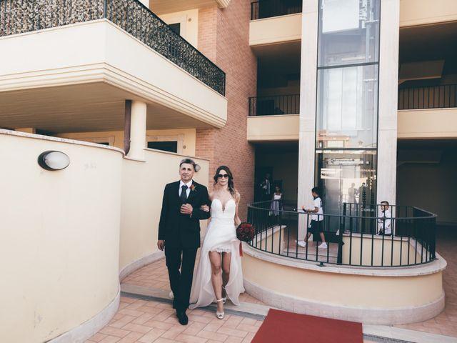 Il matrimonio di Luca e Mara a Fiumicino, Roma 43