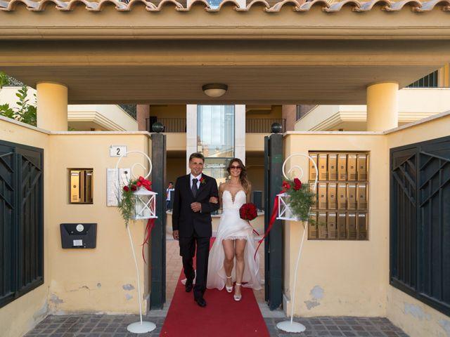Il matrimonio di Luca e Mara a Fiumicino, Roma 44