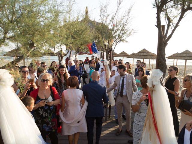 Il matrimonio di Luca e Mara a Fiumicino, Roma 54