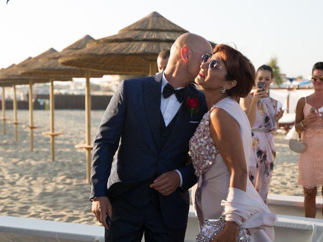 Il matrimonio di Luca e Mara a Fiumicino, Roma 55