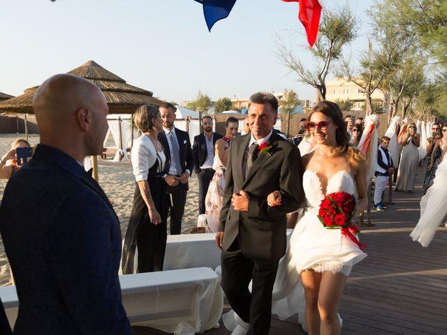 Il matrimonio di Luca e Mara a Fiumicino, Roma 57