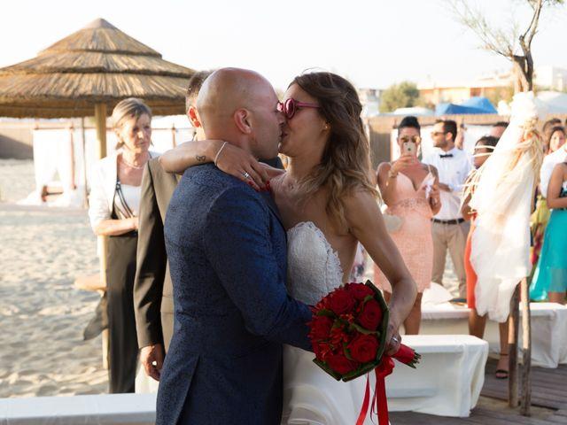 Il matrimonio di Luca e Mara a Fiumicino, Roma 58