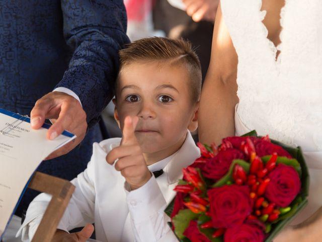Il matrimonio di Luca e Mara a Fiumicino, Roma 60