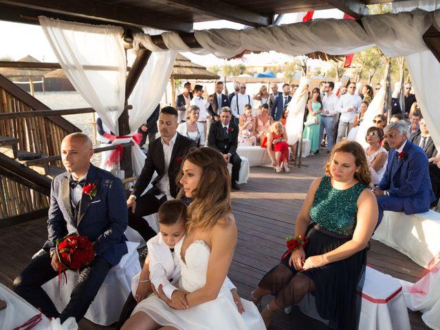 Il matrimonio di Luca e Mara a Fiumicino, Roma 66