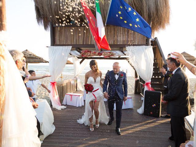 Il matrimonio di Luca e Mara a Fiumicino, Roma 69
