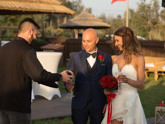Il matrimonio di Luca e Mara a Fiumicino, Roma 71