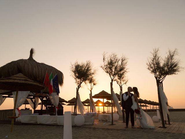 Il matrimonio di Luca e Mara a Fiumicino, Roma 99
