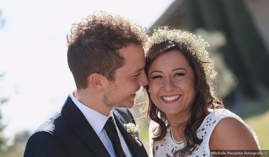 Il matrimonio di Fabiano e Antonella a Foggia, Foggia