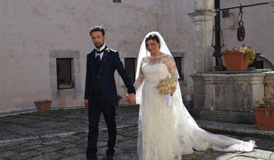 Il matrimonio di Leonardo e Lucia a San Marco in Lamis, Foggia