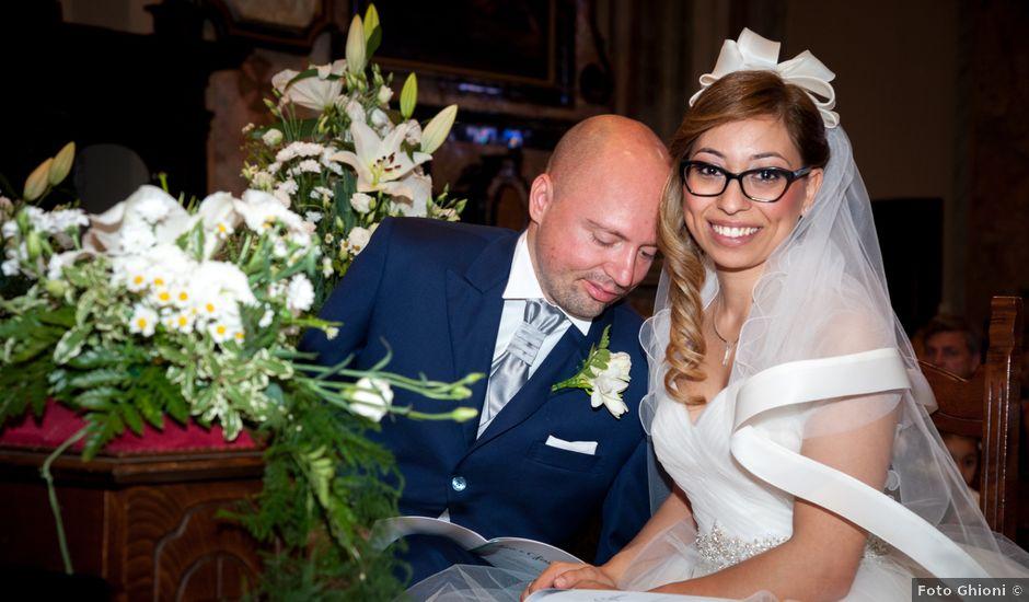 Il matrimonio di Luca e Gessica a Alzate Brianza, Como
