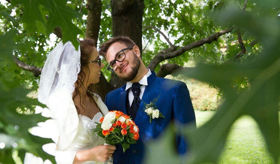 Il matrimonio di Davide  e Tiziana  a Volpago del Montello, Treviso