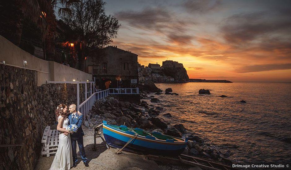 Il matrimonio di Giuseppina e Tonino a Scilla, Reggio Calabria