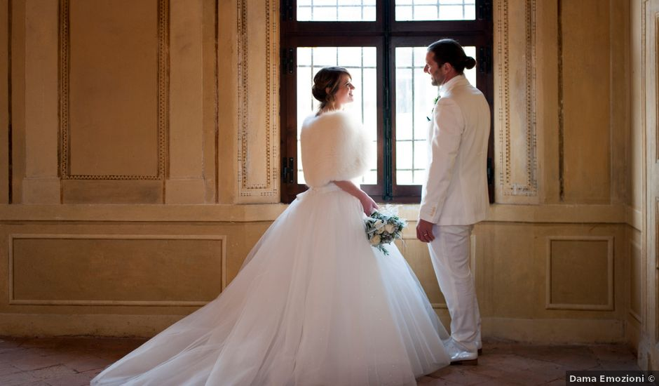 Il matrimonio di Samuele e Sara a Bagnolo San Vito, Mantova