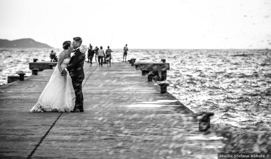 Il matrimonio di Antonio e Maria a Bacoli, Napoli