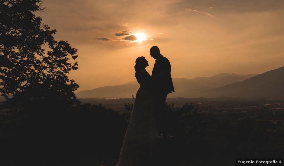 Il matrimonio di Fabrizio e Natascia a Oggiono, Lecco