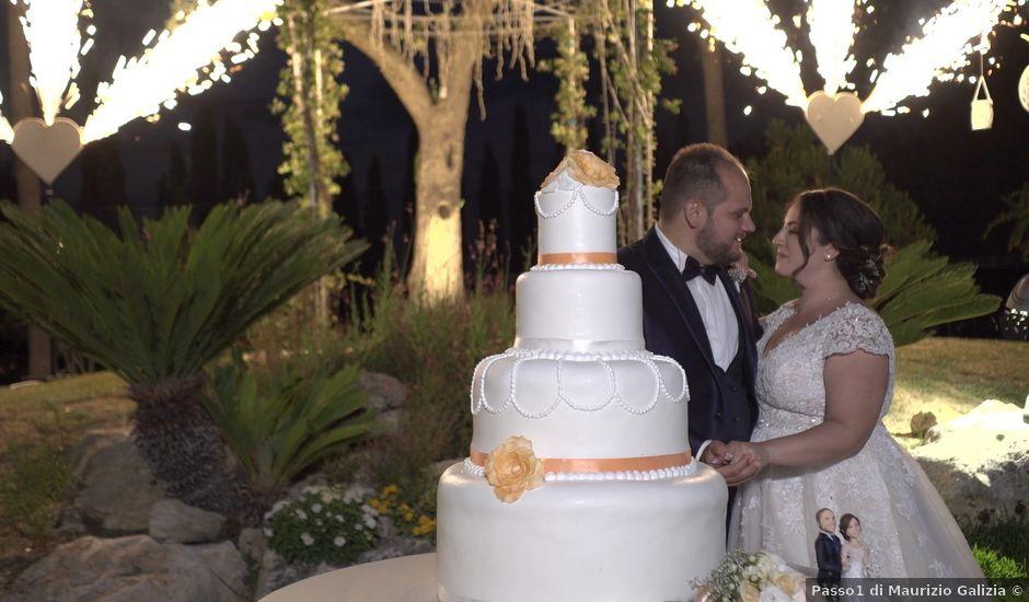 Il matrimonio di Daniele e Serena a Taranto, Taranto