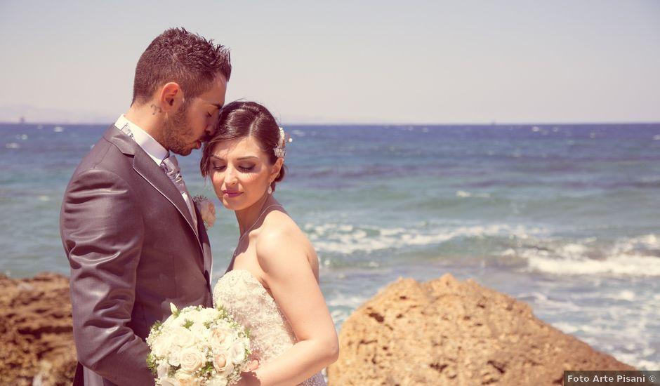 Il matrimonio di Sabatino e Sabrina a Crotone, Crotone
