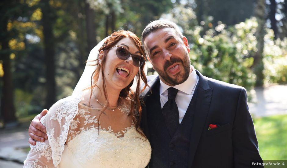Il matrimonio di Alessio e Silvia a Beinasco, Torino