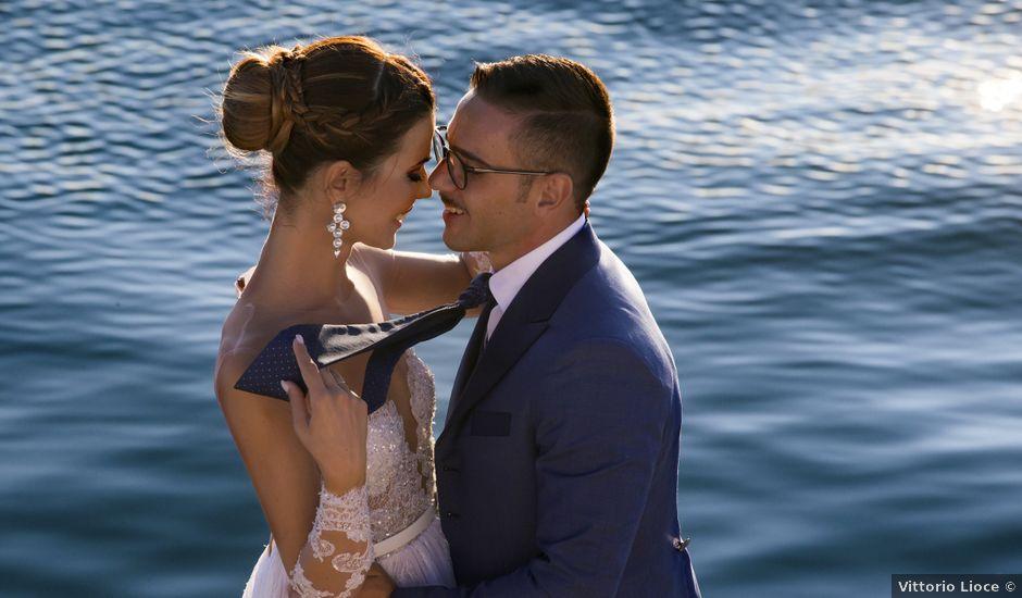 Il matrimonio di Lucia e Marco a San Severo, Foggia