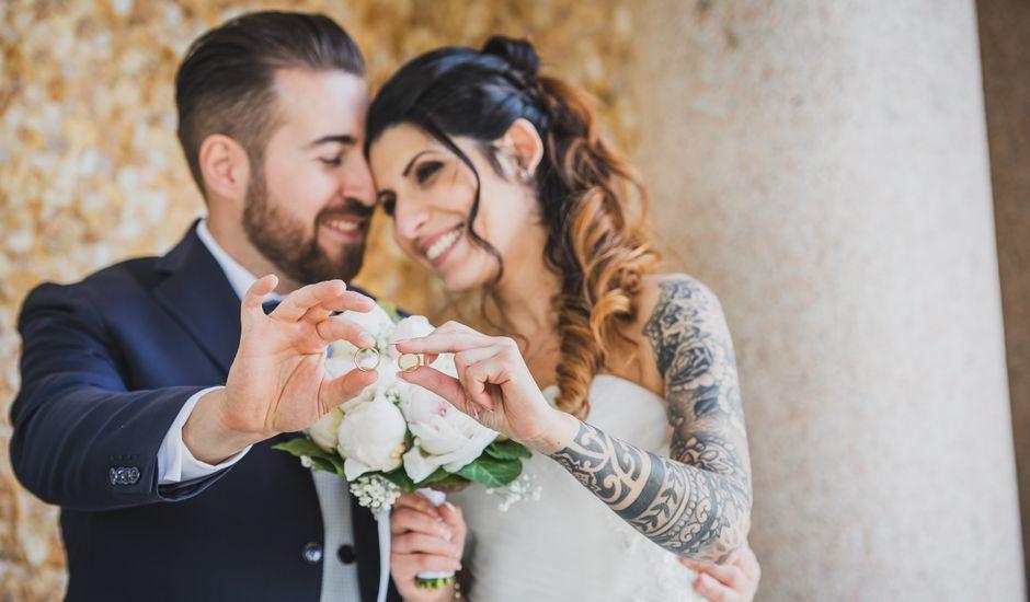 Il matrimonio di Marco e Elena a Varese, Varese