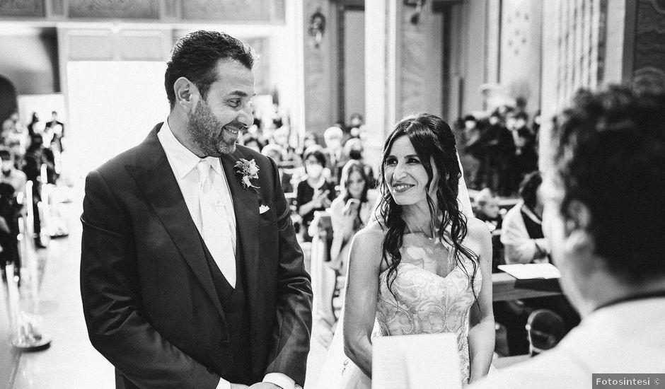 Il matrimonio di Enrico e Michela a Cingoli, Macerata