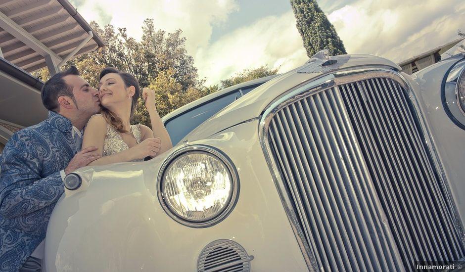 Il matrimonio di Luca e Jennifer a Rudiano, Brescia