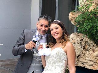 Le nozze di Cristina e Livio