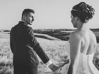 Le nozze di Lhea e Mario