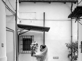 Le nozze di Melissa e Marcello 1