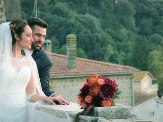 Le nozze di Elisa e Cristofer