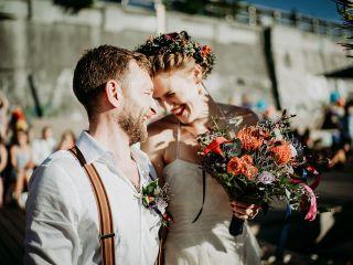 Le nozze di Maren e Tom
