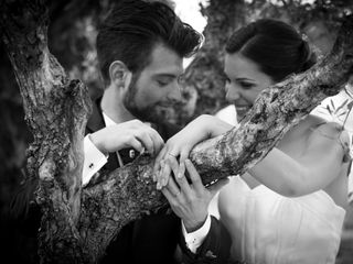 Le nozze di Eva e Vito