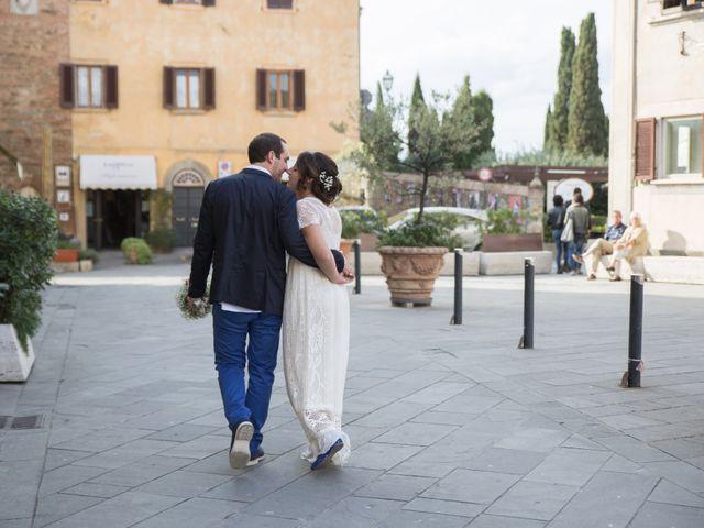 le nozze di Clara e Luca