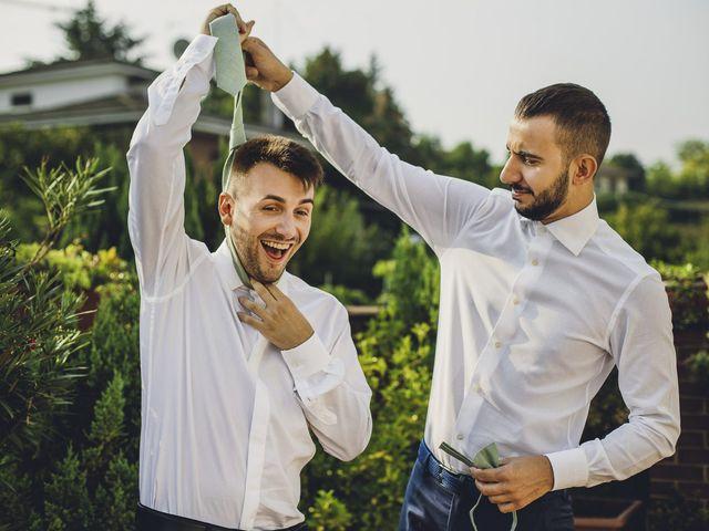 Il matrimonio di Marco e Annalisa a Penango, Asti 8