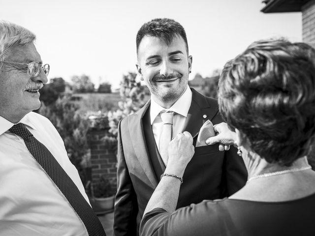 Il matrimonio di Marco e Annalisa a Penango, Asti 11