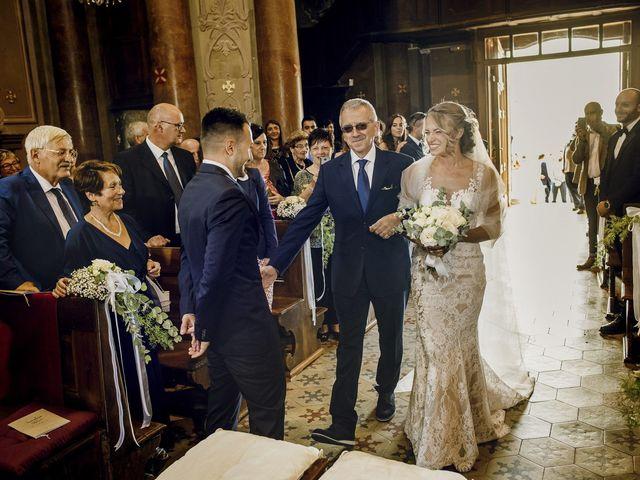 Il matrimonio di Marco e Annalisa a Penango, Asti 13