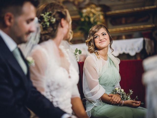 Il matrimonio di Marco e Annalisa a Penango, Asti 14