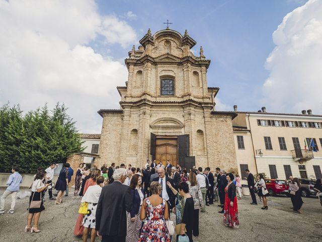Il matrimonio di Marco e Annalisa a Penango, Asti 16