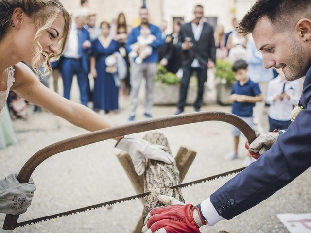 Il matrimonio di Marco e Annalisa a Penango, Asti 17