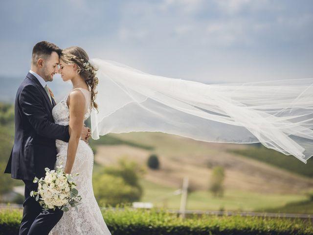 Il matrimonio di Marco e Annalisa a Penango, Asti 18