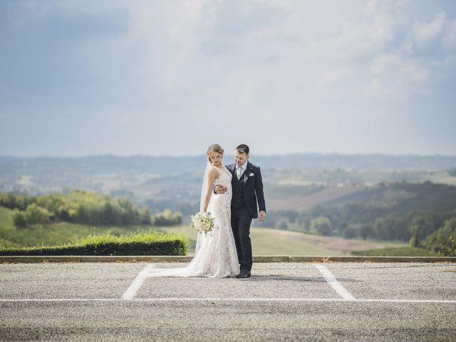 Il matrimonio di Marco e Annalisa a Penango, Asti 1