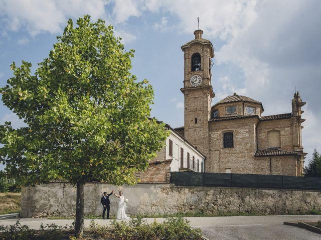 Il matrimonio di Marco e Annalisa a Penango, Asti 19