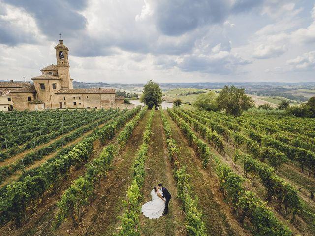 Il matrimonio di Marco e Annalisa a Penango, Asti 20