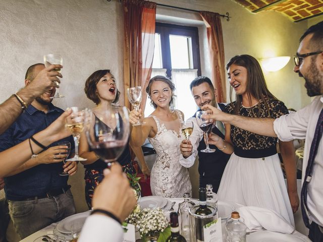 Il matrimonio di Marco e Annalisa a Penango, Asti 21