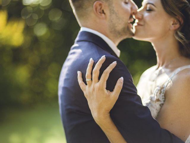 Il matrimonio di Marco e Annalisa a Penango, Asti 25