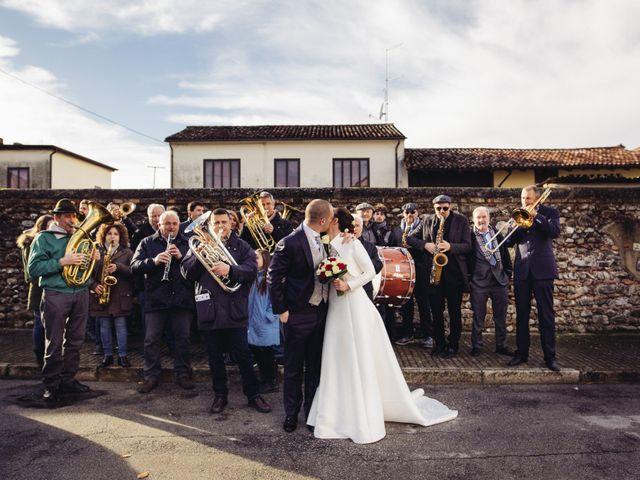 Il matrimonio di Dario e Elena a Crocetta del Montello, Treviso 12